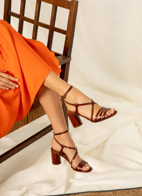 Sandales Chicorée Anaki